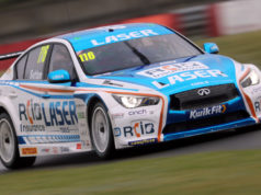 Ash Sutton, Laser Tools Racing, Infiniti Q50