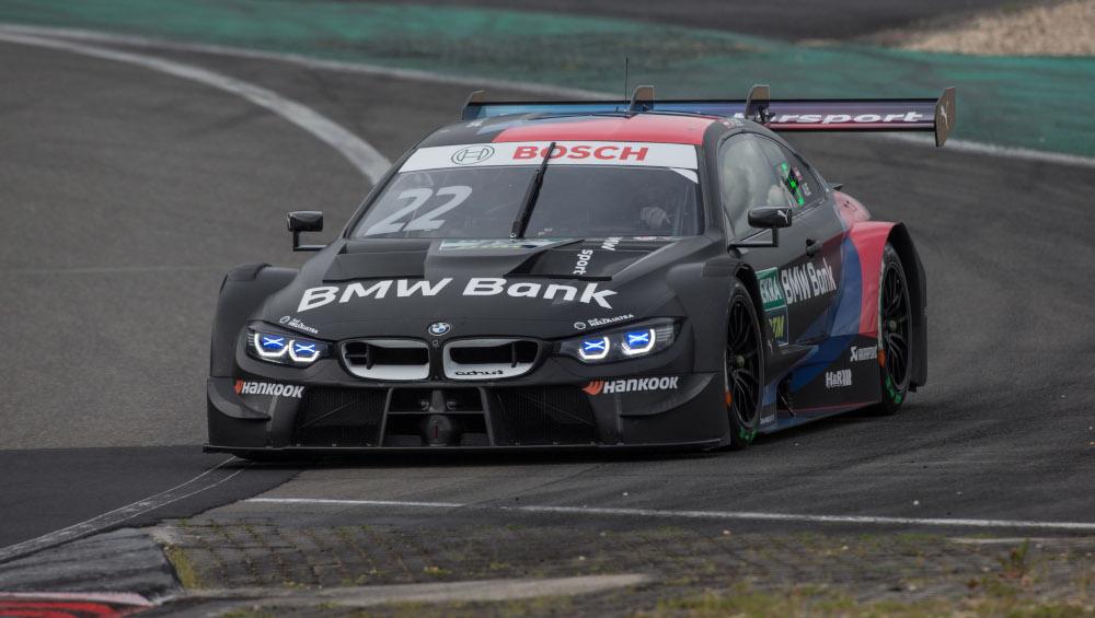 Lucas Auer, BMW M4 DTM