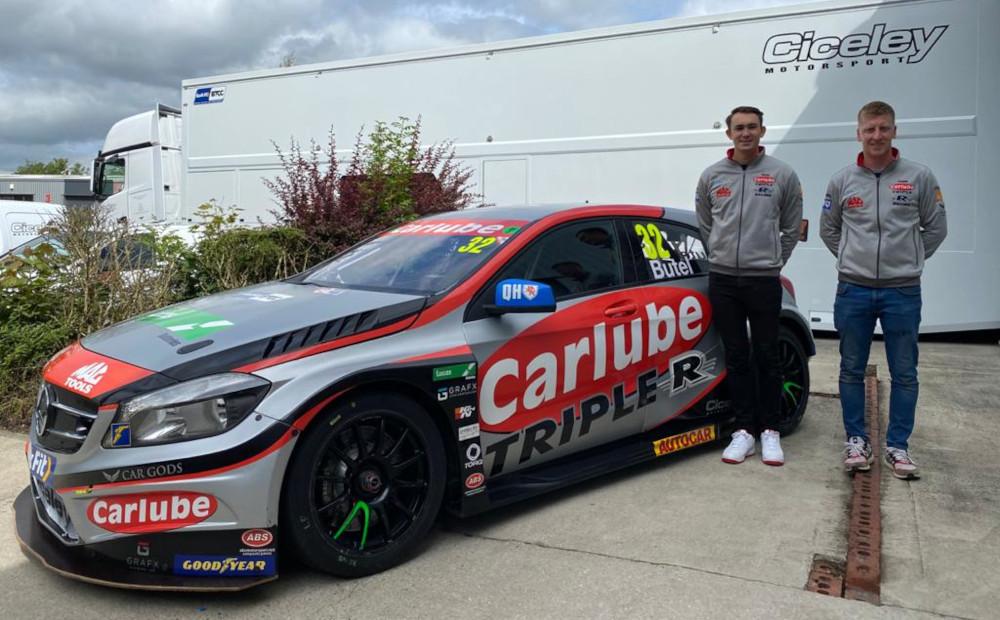 Jack Butel, Ciceley Motorsport, Mercedes-Benz A-Class