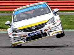 Mat Jackson, PMR, Vauxhall Astra