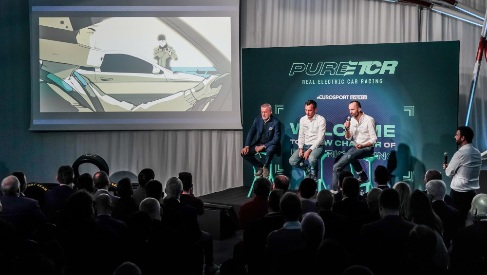 PURE ETCR launch