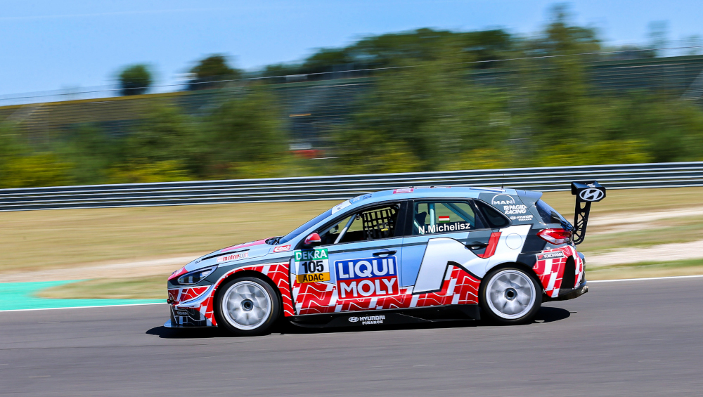 Norbert Michelisz, Hyundai Team Engstler, Hyundai i30 N TCR
