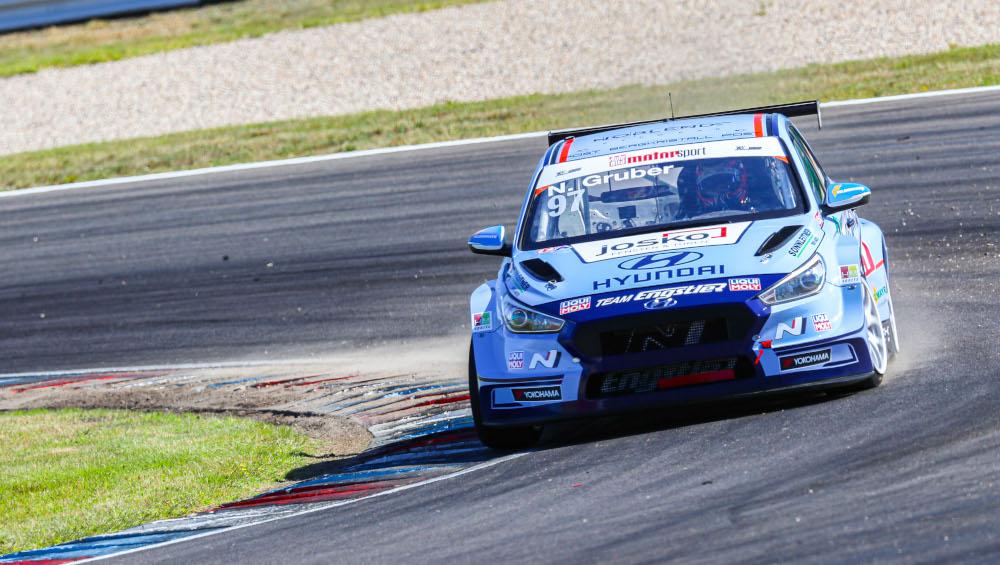 Nicolas Gruber, Hyundai Team Engstler, Hyundai i30 N TCR