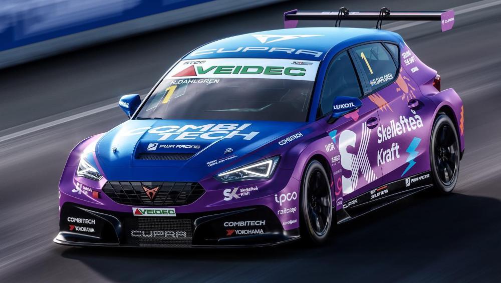 Robert Dahlgren, SEAT Dealer Team - PWR Racing, CUPRA Leon Competición