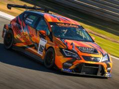 Mikel Azcona and Evgenii Leonov, Volcano Motorsport, CUPRA TCR