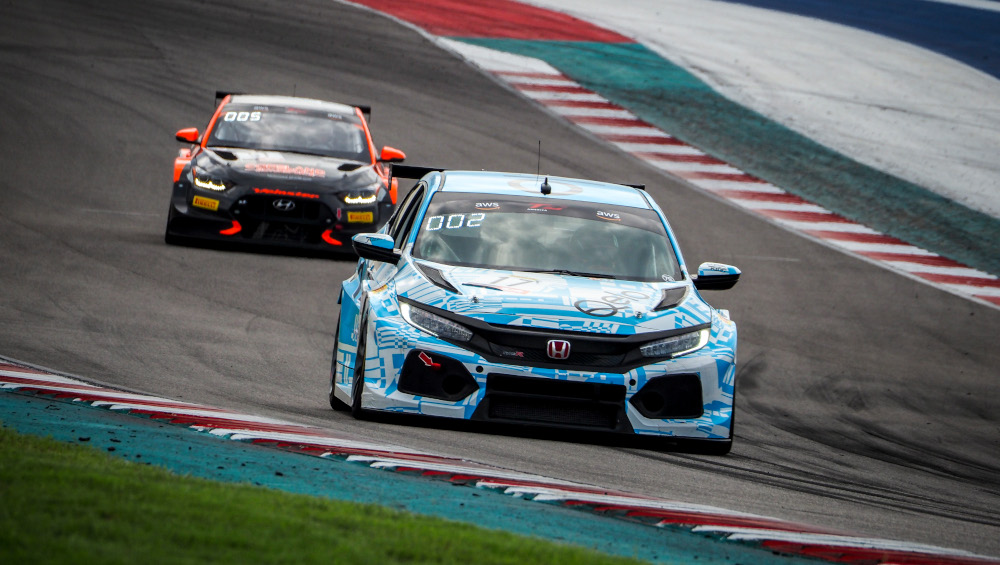 Scott Smithson, DXDT Racing, Honda Civic Type-R FK8 TCR