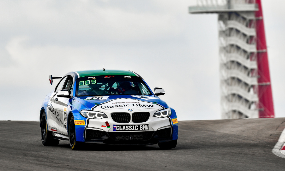 Toby Grahiovec, Classic BMW, BMW M240iR Cup