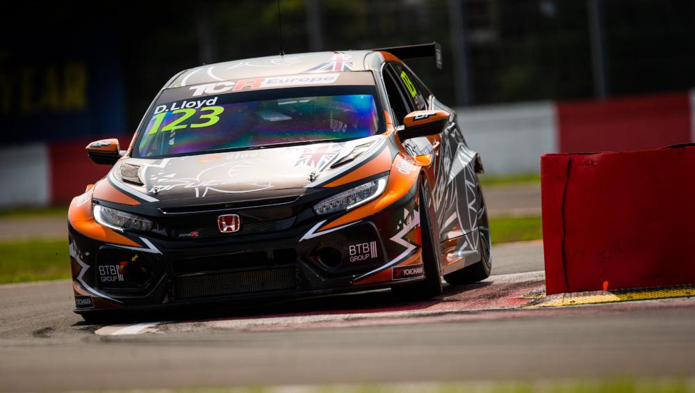 Dan Lloyd, Brutal Fish Racing Team, Honda Civic Type-R FK8 TCR