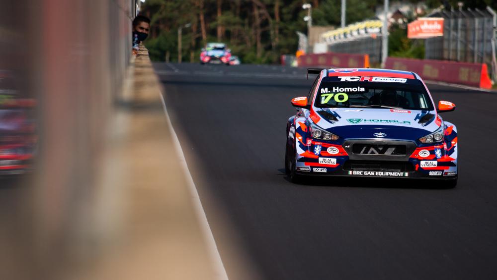Mat'o Homola, BRC Racing, Hyundai i30 N TCR