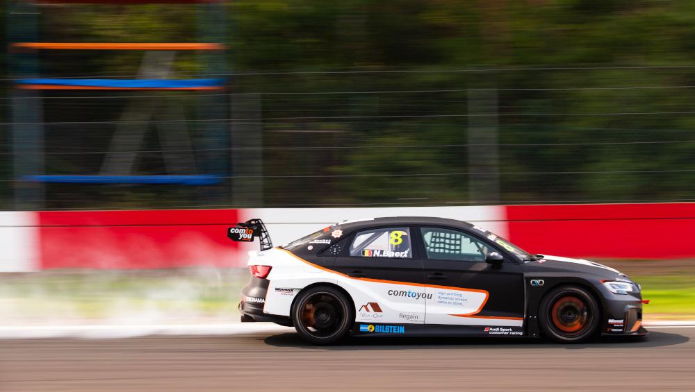 Nicolas Baert, Comtoyou Racing Audi RS3 LMS TCR