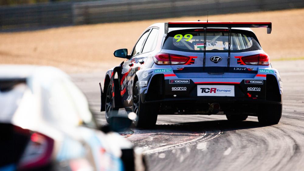 Dániel Nagy, BRC Racing, Hyundai i30 N TCR