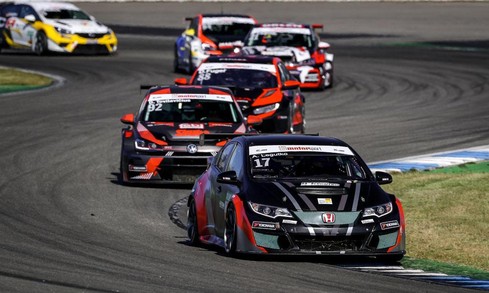 Albert Legutko, Albert Legutko Racing, Honda Civic Type-R FK2 TCR