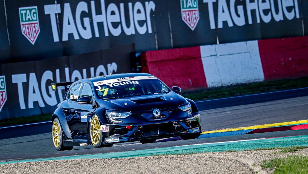 Jack Young, Vukovic Motorsport, Renault Mégane RS TCR