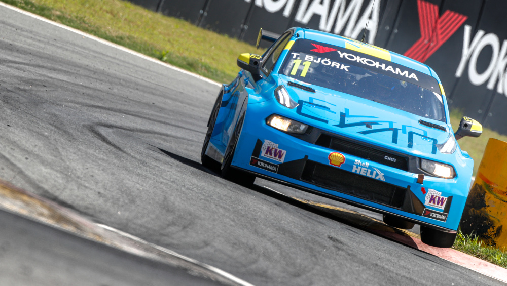 Thed Björk, Cyan Racing, Lynk & Co 03 TCR