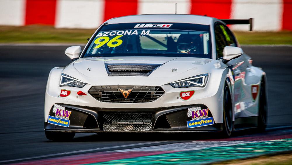 Mikel Azcona, Zengo Motorsport, CUPRA Leon Competición TCR