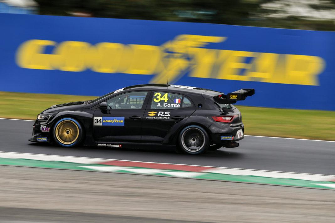 Aurelien Comte, Vukovic Motorsport