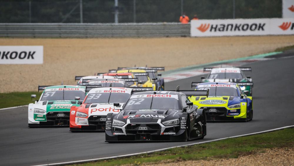 Ferdinand von Habsburg, WRT, Audi RS5 DTM