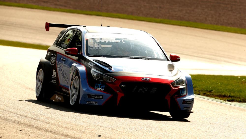 Jan Seyffert, HP Racing International, Hyundai i30 N TCR