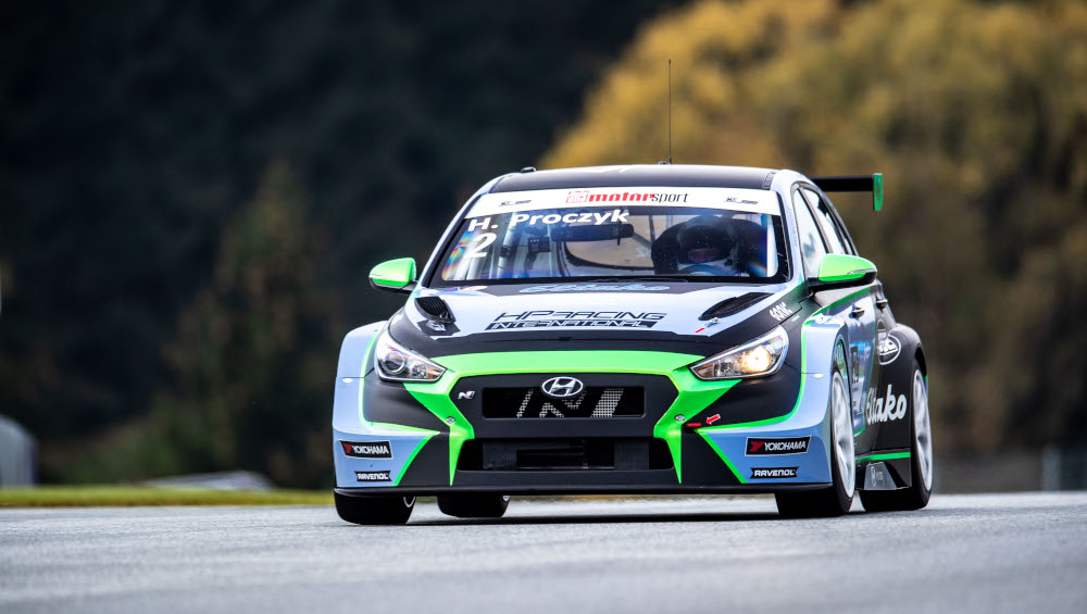 Harald Proczyk, HP Racing International, Hyundai i30 N TCR