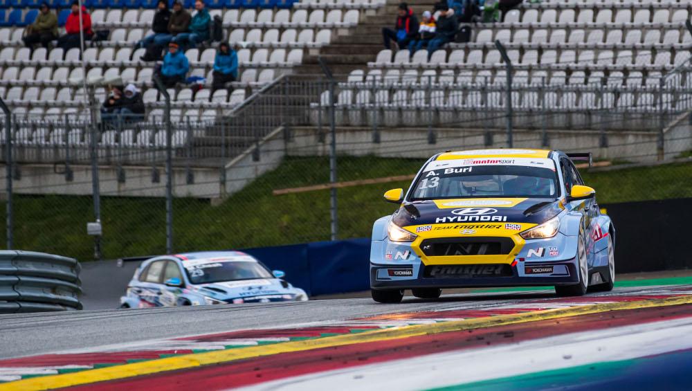 Antti Buri, Hyundai Team Engstler, Hyundai i30 N TCR