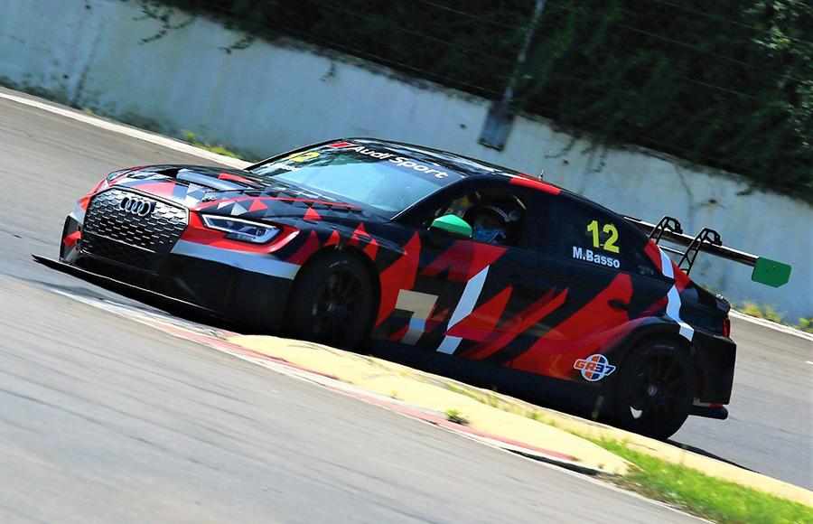 Marcio Basso, Audi RS3 LMS TCR