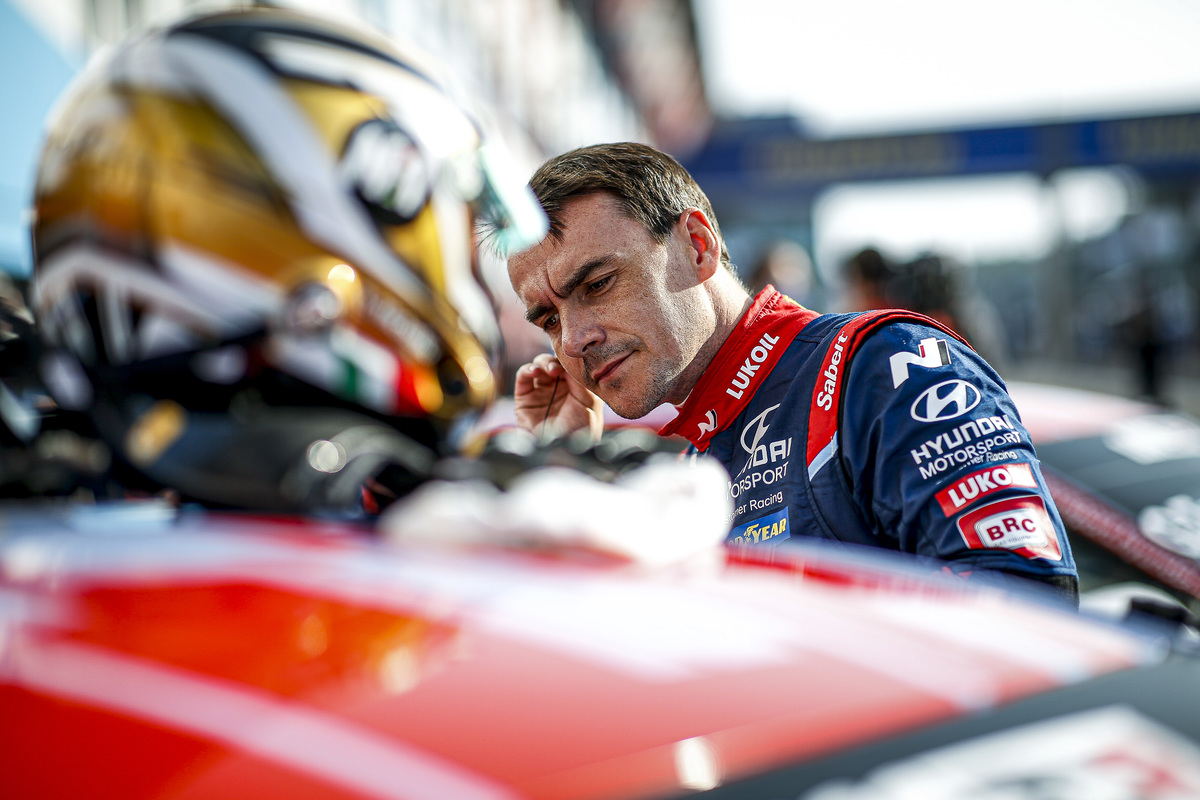 Norbert Michelisz, BRC Racing