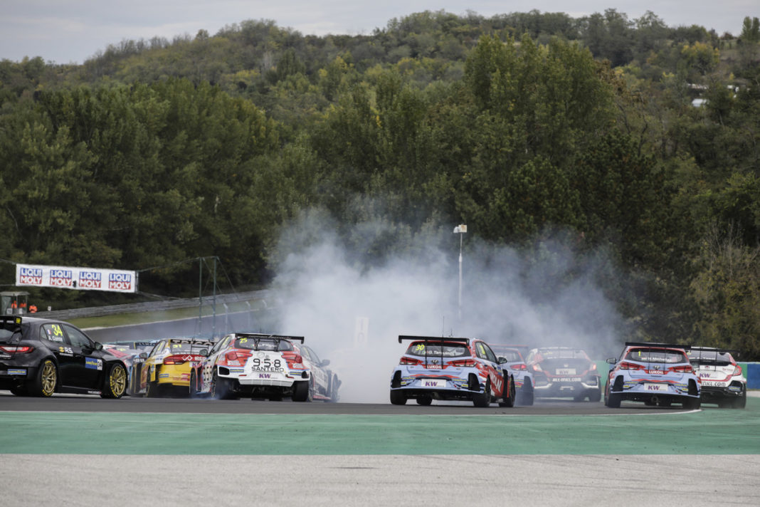 WTCR Hungaroring