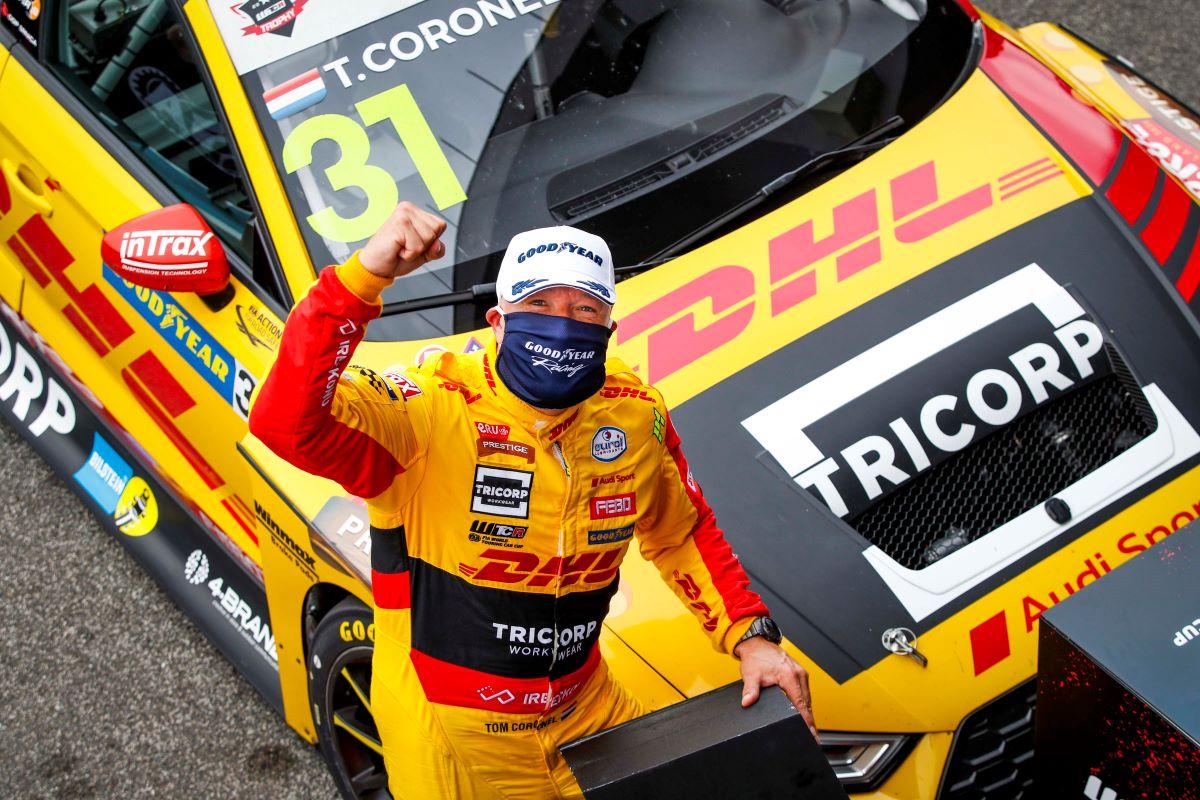 Tom Coronel, DHL Comtoyou Racing