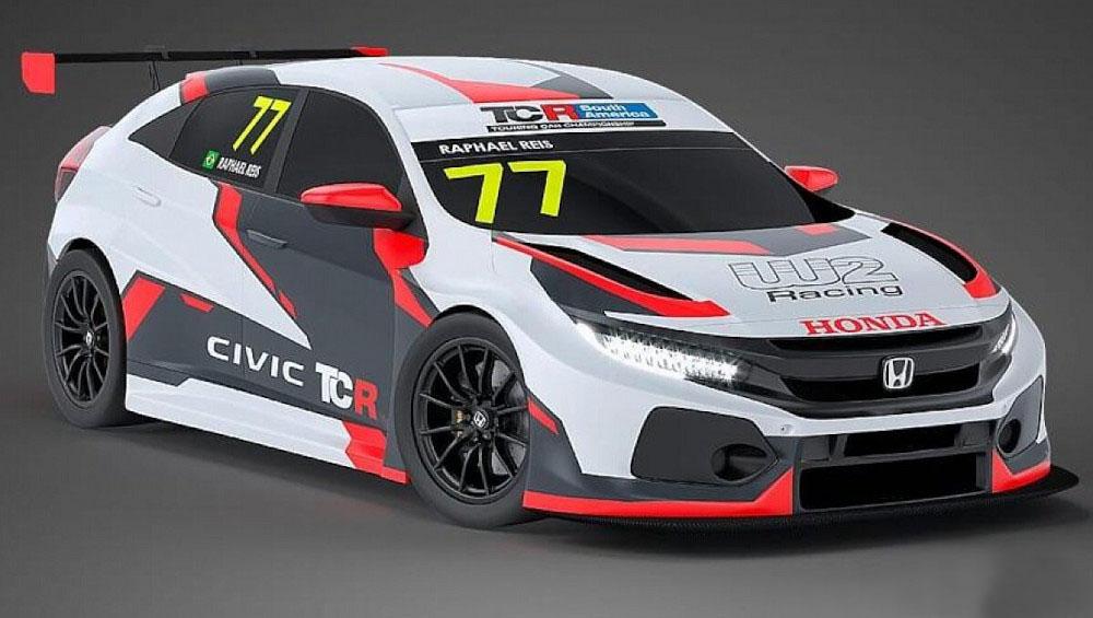 W2 Racing, Honda Civic Type-R FK8 TCR