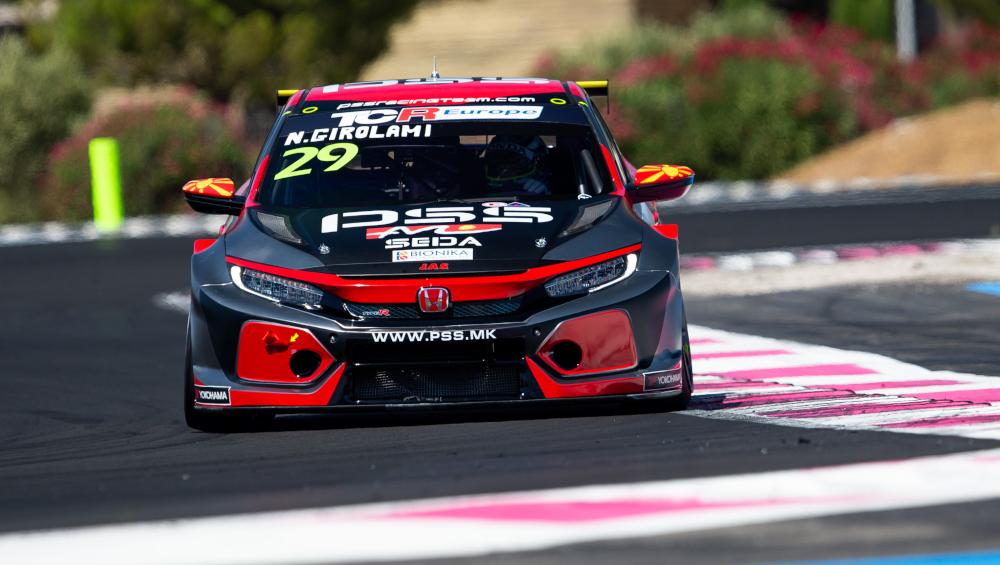 Néstor Girolami, PSS Racing Team, Honda Civic Type-R FK8 TCR
