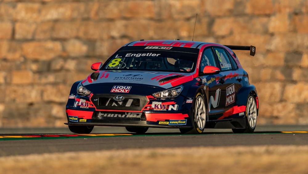Luca Engstler, Engstler Hyundai N Liqui Moly Racing Team, Hyundai i30 N TCR