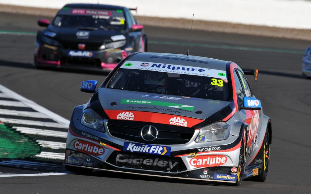 Adam Morgan, Ciceley Motorsport, Mercedes-Benz A-Class