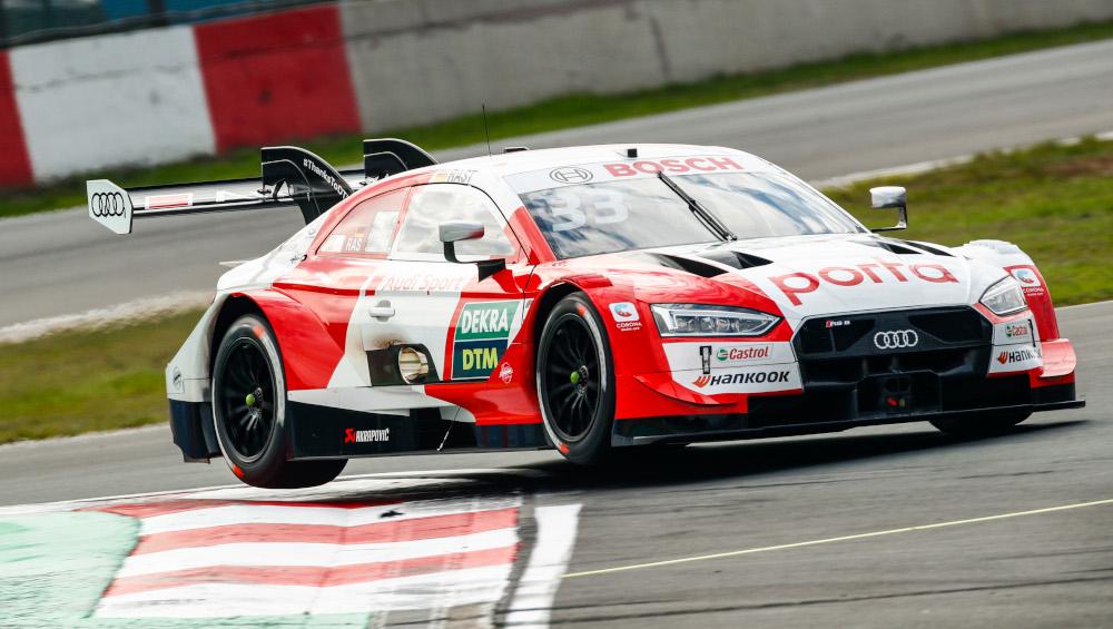 René Rast, Audi Sport Team Rosberg, Audi RS5 DTM