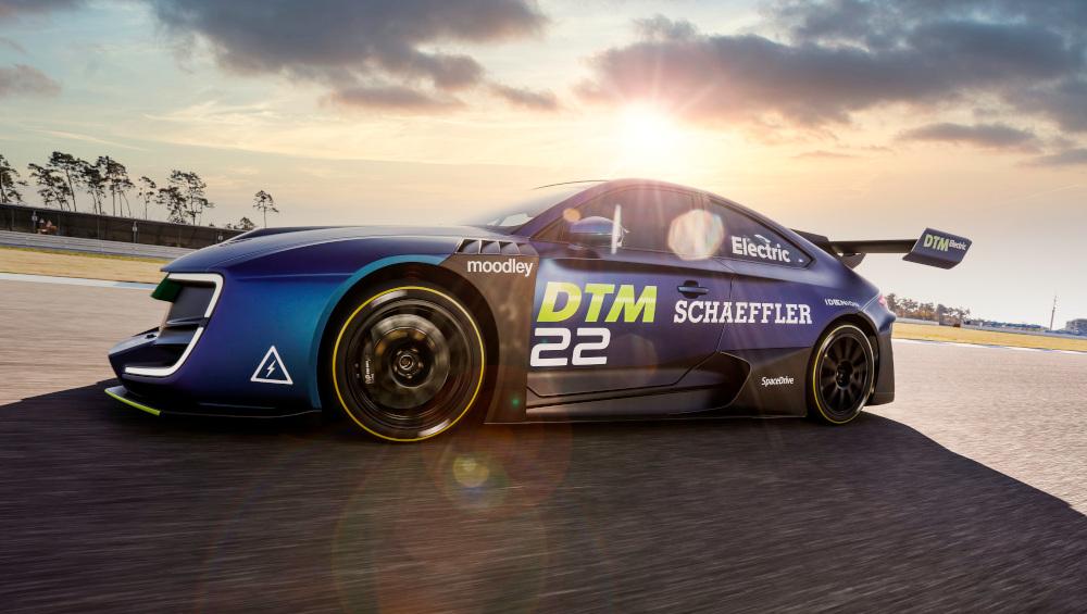 DTM Electric concept