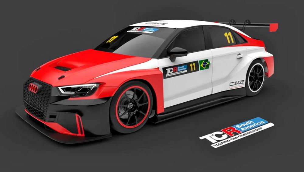 Equipe Onze Motorsports, Audi RS3 LMS TCR