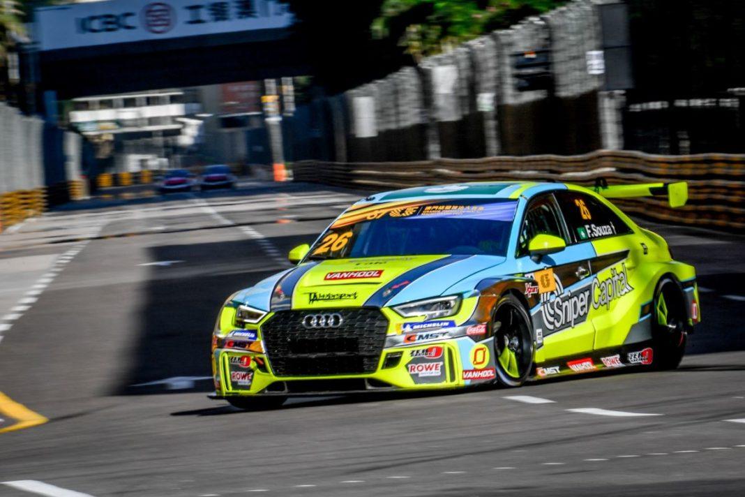 Filipe de Souza, T.A. Motorsport