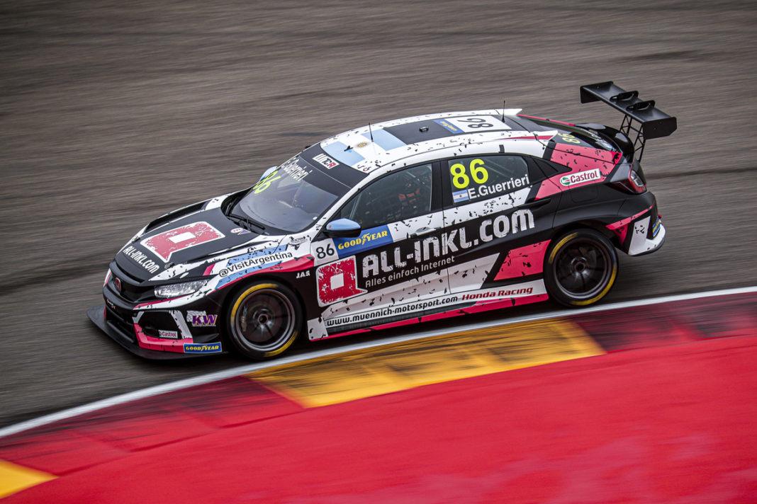 Esteban Guerrieri, Munnich Motorsport