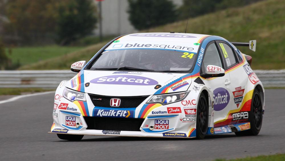 Jake Hill, MB Motorsport, Honda Civic Type-R FK2