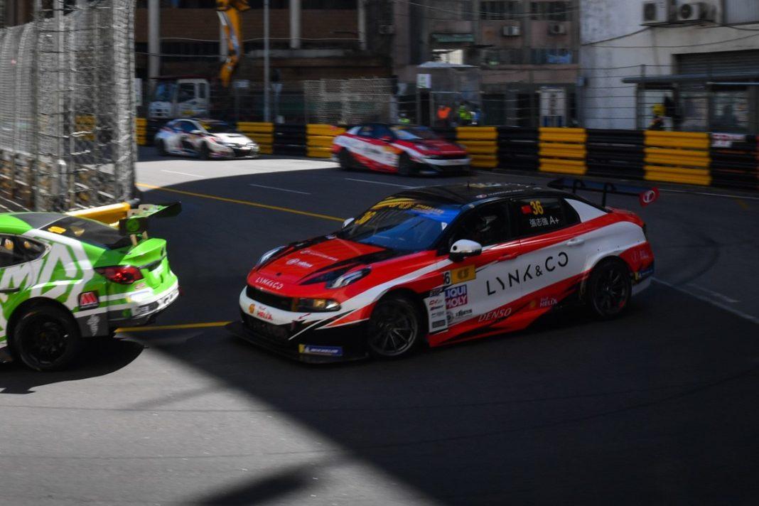 Jason Zhang, Shell Teamwork Motorsport