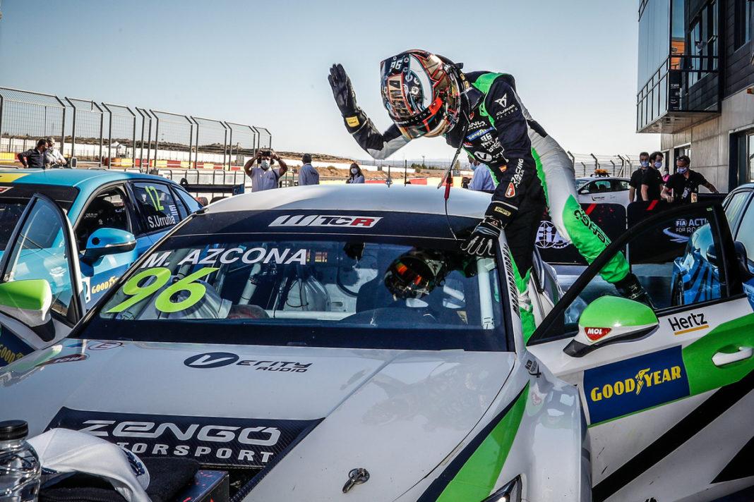 Mikel Azcona, Zengo Motorsport