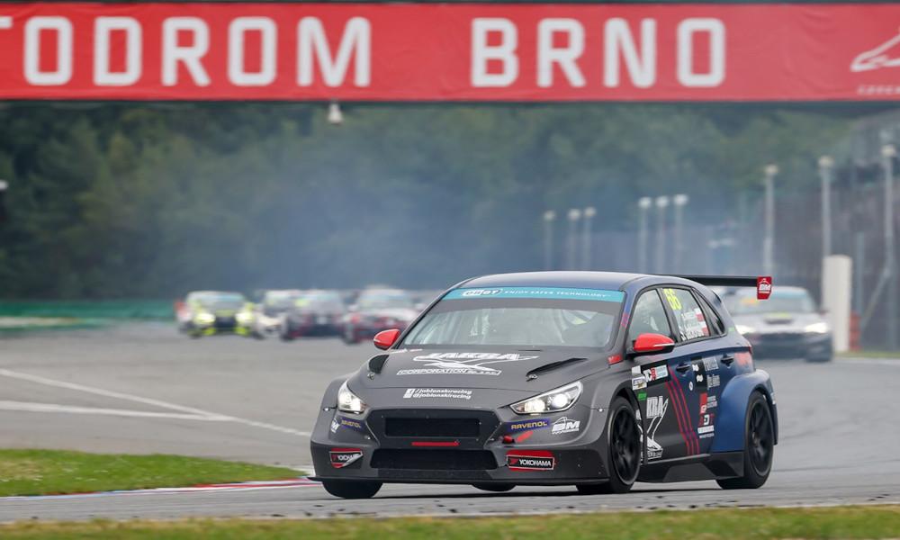 Szymon Jablonski, BM Racing, Hyundai i30 N TCR