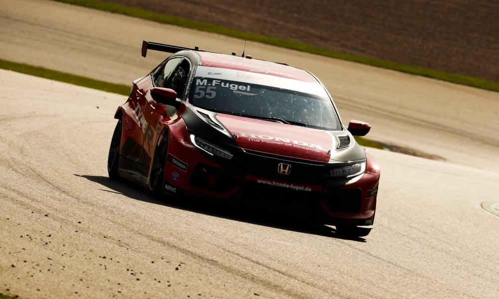 Marcel Fugel, Honda ADAC sachsen, Honda Civic Type-R FK8 TCR