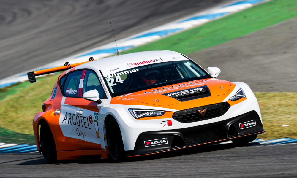 Felix Wimmer, Team Wimmer Werk Motorsport, CUPRA León Competición