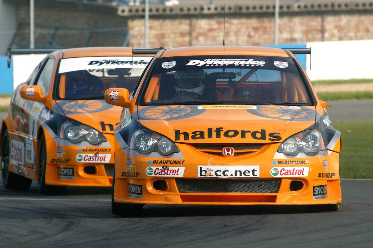 Matt Neal, Team Halfords, Honda Integra Type R