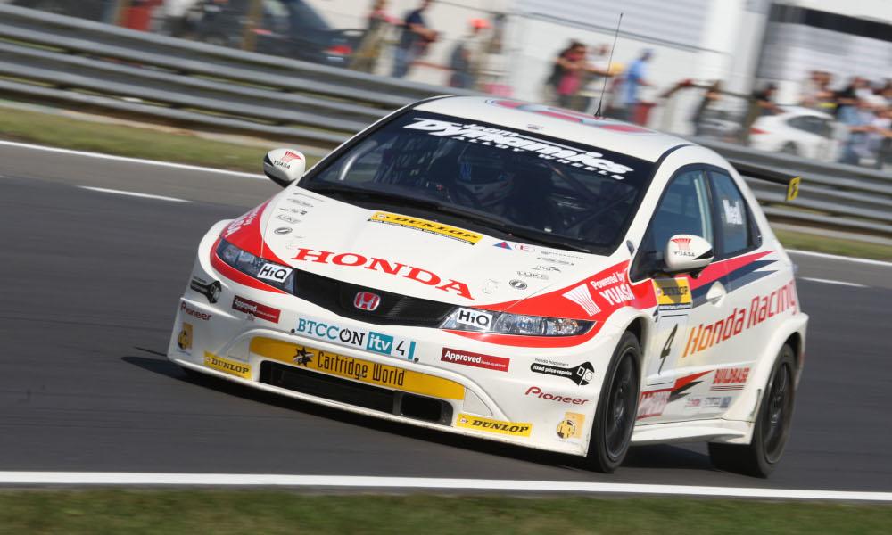 Matt Neal, Honda Racing, Honda Civic Type-R