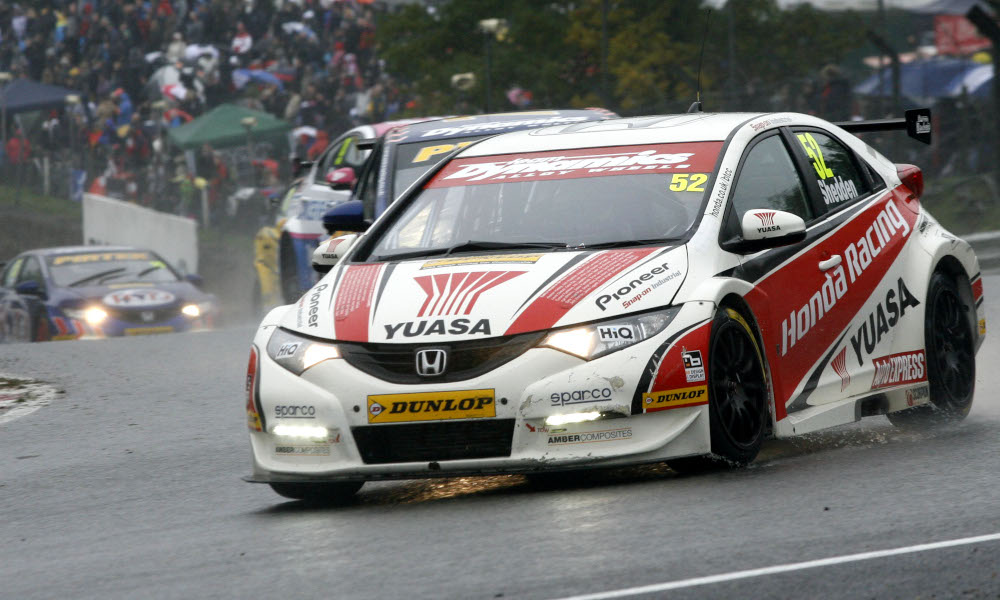 Gordon Shedden, Honda Yuasa Racing, Honda Civic
