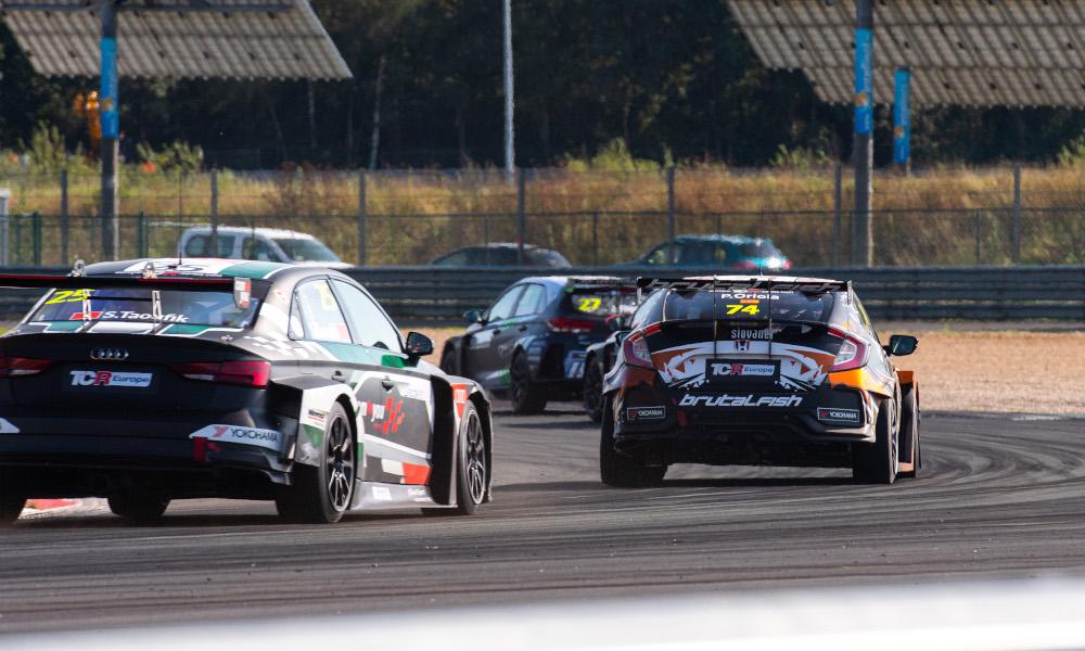 Sami Taoufik, Comtoyou Racing, Audi RS3 LMS TCR