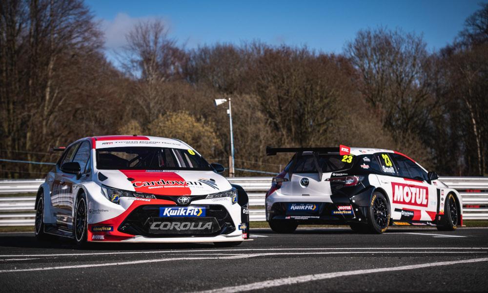 Speedworks Motorsport, Toyota Corolla NGTC BTCC