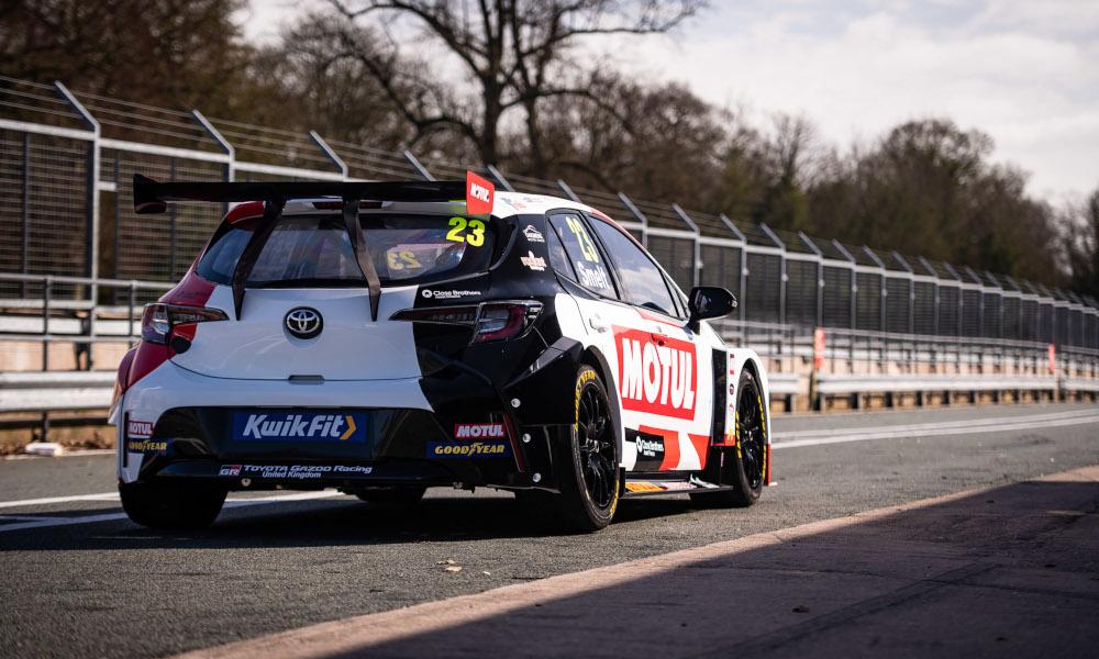 Sam Smelt, Speedworks Motorsport, Toyota Corolla NGTC BTCC