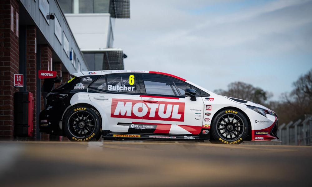 Rory Butcher, Speedworks Motorsport, Toyota Corolla NGTC BTCC